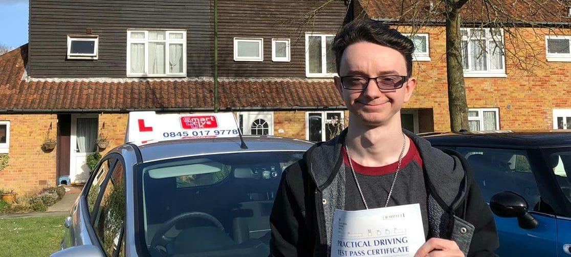 Congratulations to Daniel from Crawley.