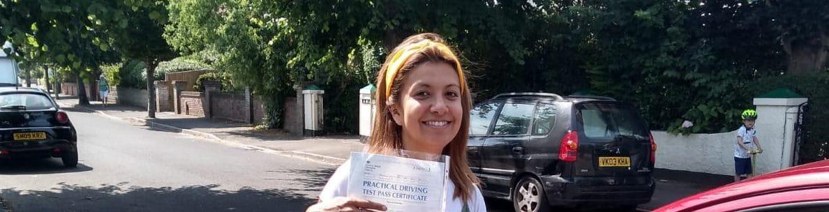 Congratulations to Jennifer from Bournemouth