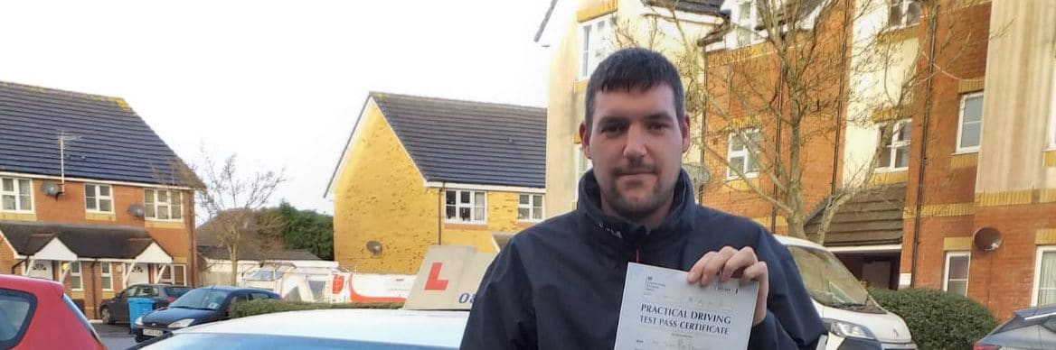 Congratulations to Jason from Poole