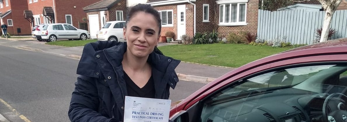 Congratulations to Maria from Bournemouth