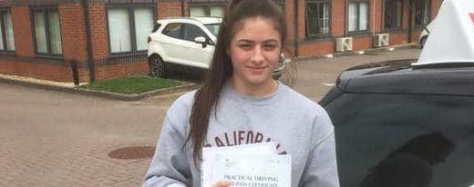 Congratulations to Ella from Worthing