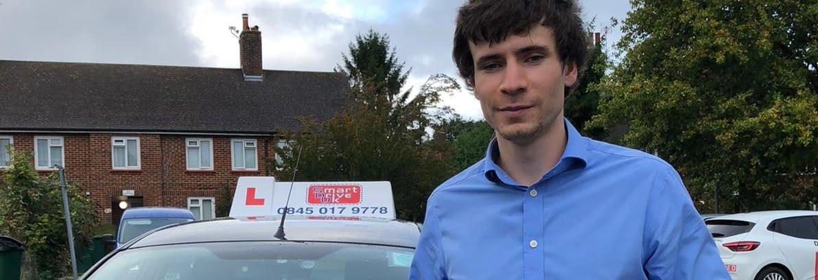 Congratulations to Matt from Crawley