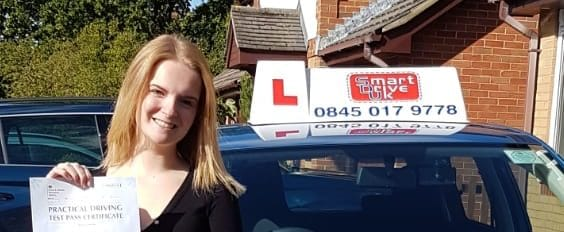 First Time Pass !! Well done to Darcy from Horsham