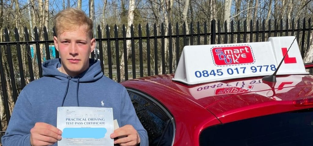 Congratulations to Oliver from Burgess Hill