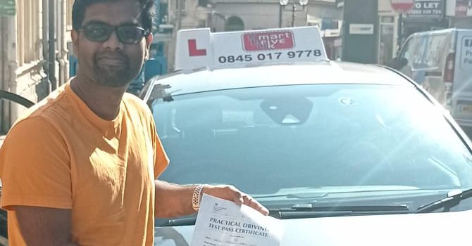 Congrats to Christos from Bournemouth
