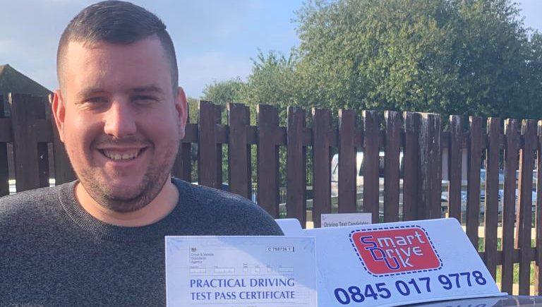Congratulations to Luke from Bognor Regis