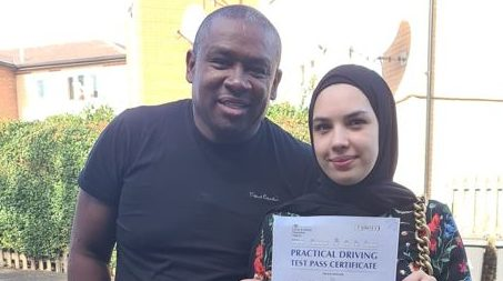 Congratulations to Sanah from Walthamstow